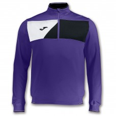 CREW II HZ POLY TOP (PURPLE-BLACK-WHITE)
